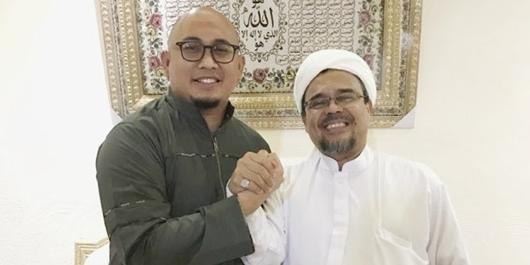 BPN: Habib Rizieq Minta Umat Islam Door to Door Dukung Prabowo