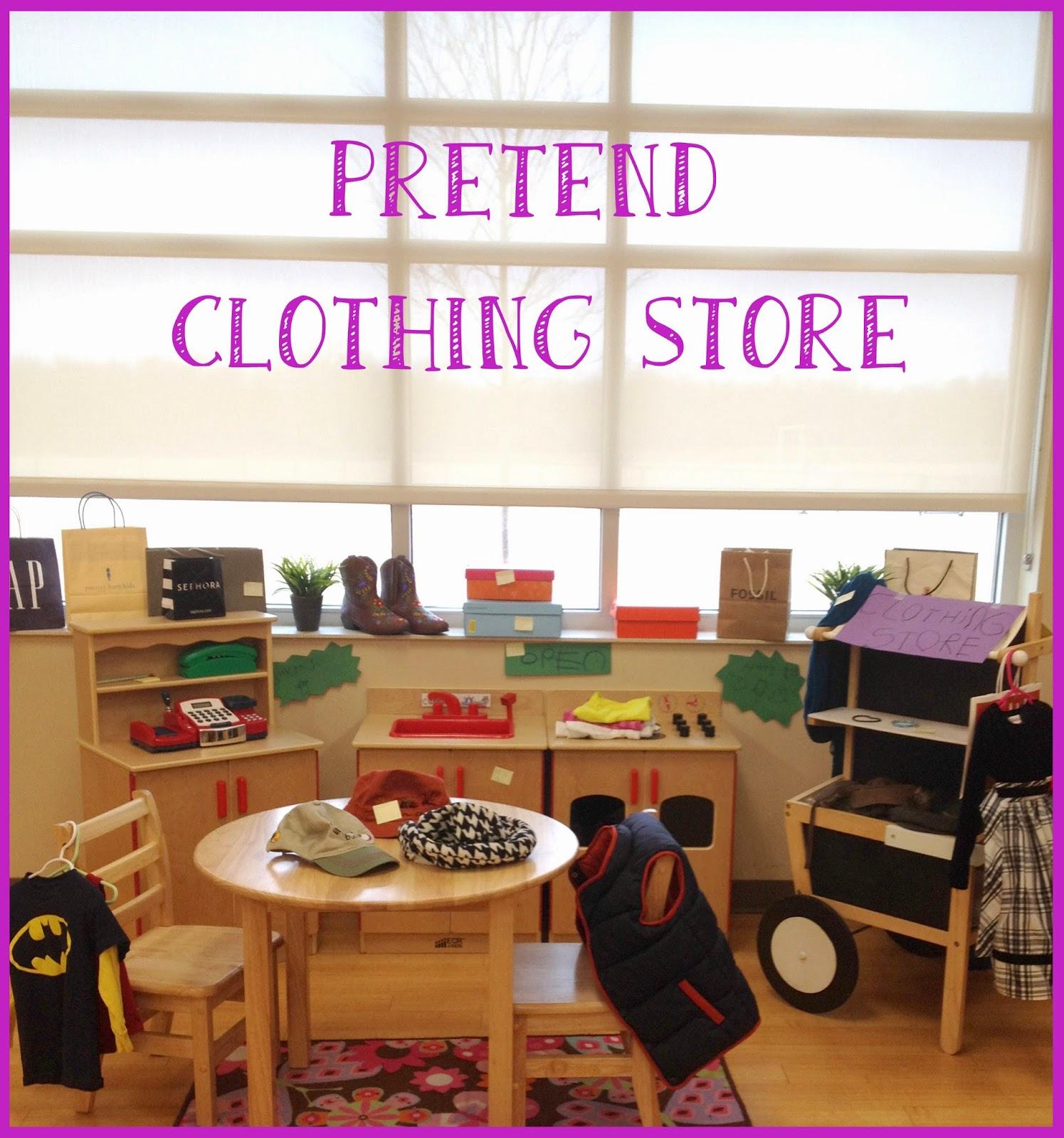 Pre K Tweets Clothing Study Part 2