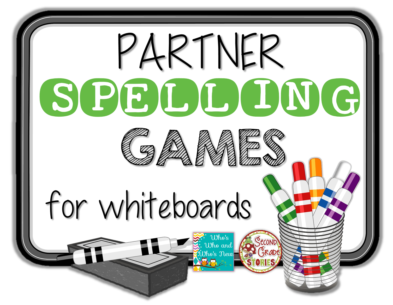 Spelling Games Over At Who S Who