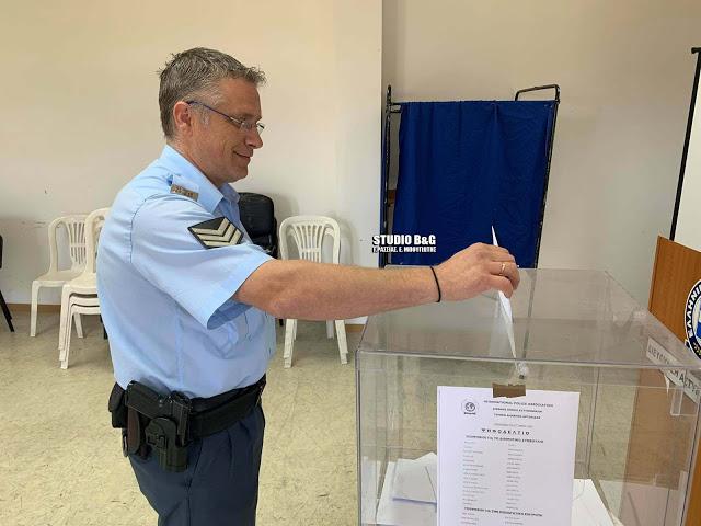 Τα αποτελέσματα των εκλογών της Διεθνούς Ένωσης Αστυνομικών Αργολίδας