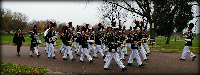 Marching band Military Academy
