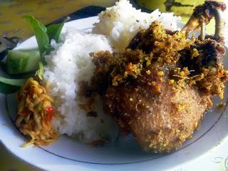 Bebek Goreng Sinjay Surabaya, Kuliner Surabaya