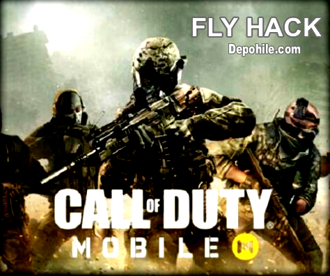 Call of Duty Mobile PC Tırmanma Uçma Hilesi Emulatör Ekim 2019