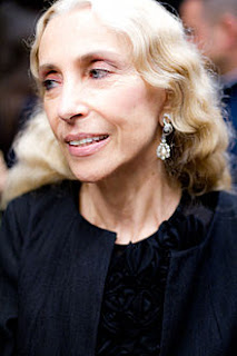 Carrozzini's mother was the fashion magazine editor Franca Sozzani