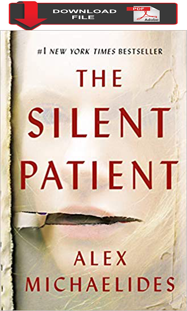 PDF Download The Silent Patient - Alex Michaelides