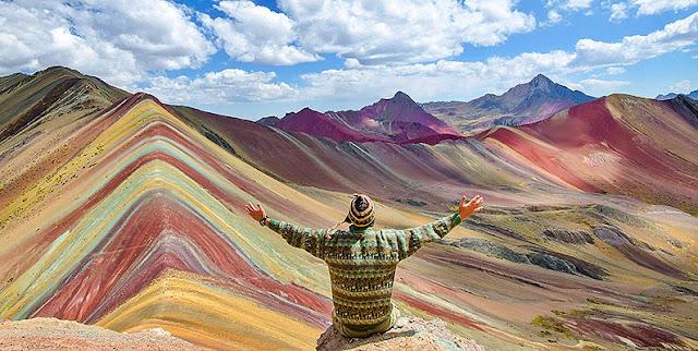 Montaña arcoíris de Vinicunca
