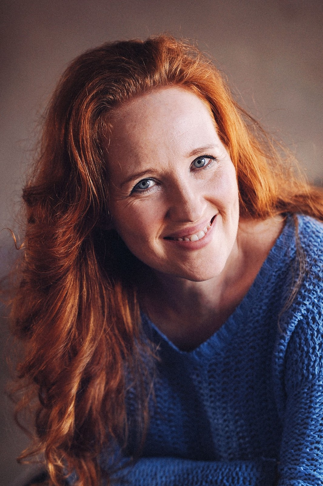 Author Louise Brown