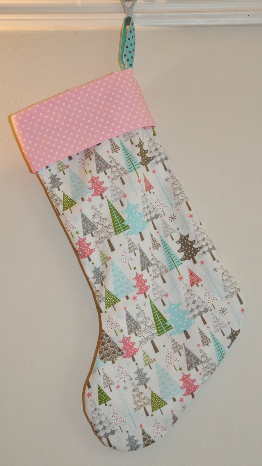 Christmas Stocking Tutorial and Pattern - Sew Scrumptious