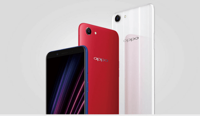 OPPO A1 with 5.7″ HD+ Display & Helio P23 SoC Launched in China