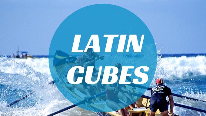 Latin Cubes