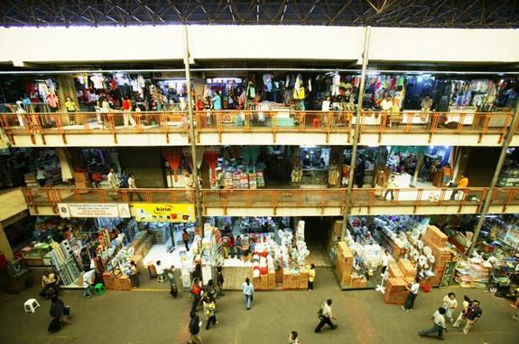 Pasar Turi di tahun 2000