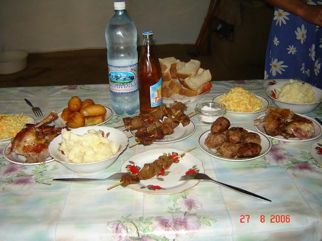 тюркская мясная пища