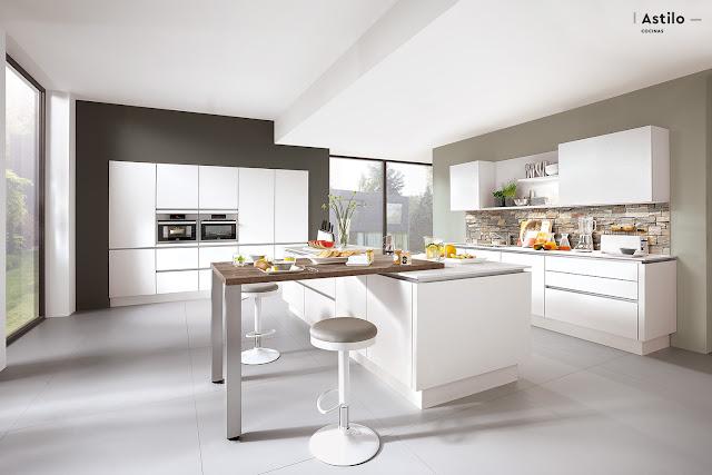 cocinas modernas Zaragoza