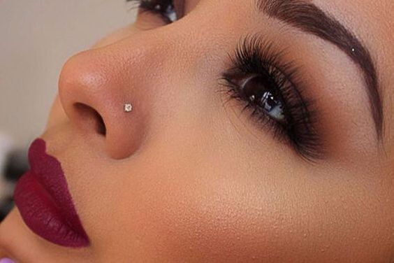 Different Types of Nose piercing