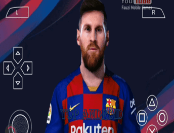 PES 2020 PPSSPP ISO File Android Offline Download