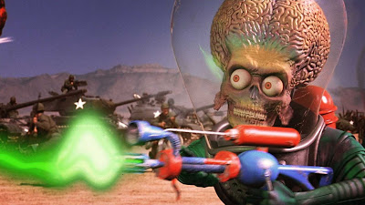 Super 7 ReAction Figures Mars Attacks