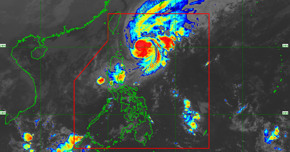 Philippines Pagasa Update Weather Today Latest