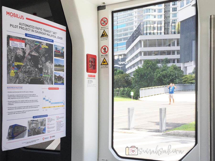 Iskandar Malaysia Bus Rapid Transit (IMBRT) Pilot Testing Programme Bermula 8 April 2021
