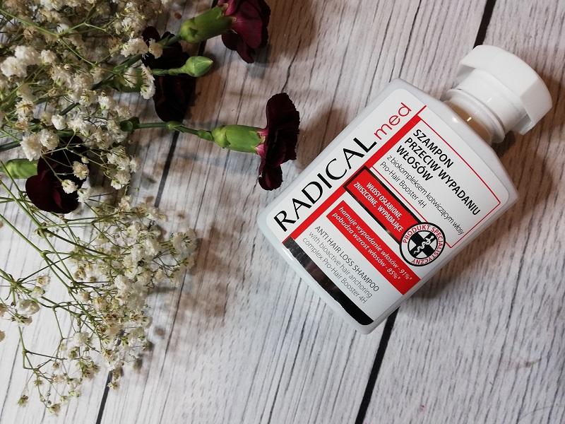 Radical Med szampon przeciw wypadaniu włosów
