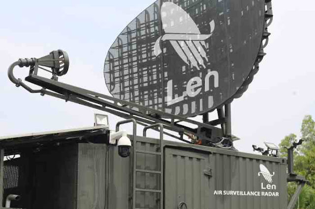 PT Len Industri Targetkan Pasok Radar Ground Control Intercept untuk TNI AU