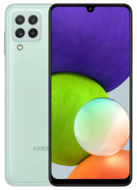 Samsung Galaxy A22 Specifications