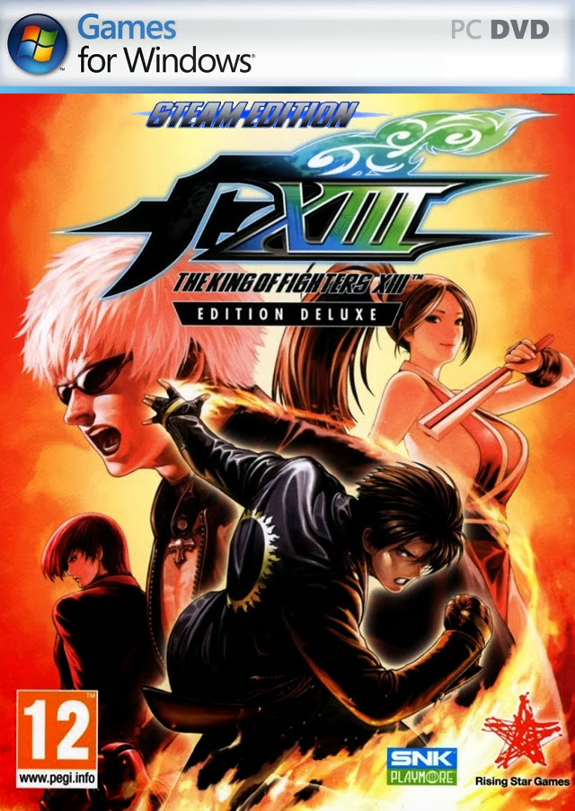 King Of Fighters XIII Xbox
