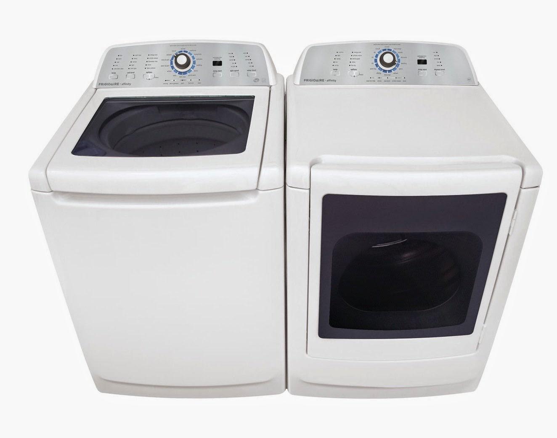 frigidaire laundry bundle washer and dryer sets