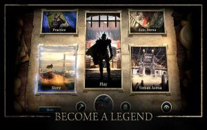Game The Elder Scrolls Legends Heroes of Skyrim