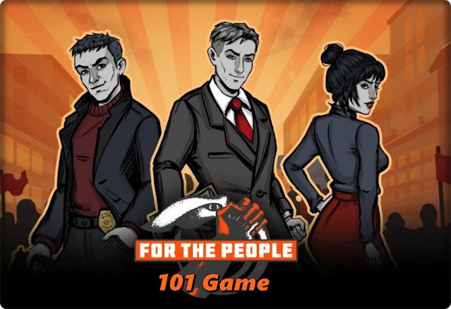 Игра про политику и политиков - For the People