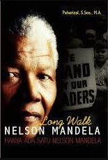 resensi buku, nelson mandela melawan rasisme dan sistem apartheid
