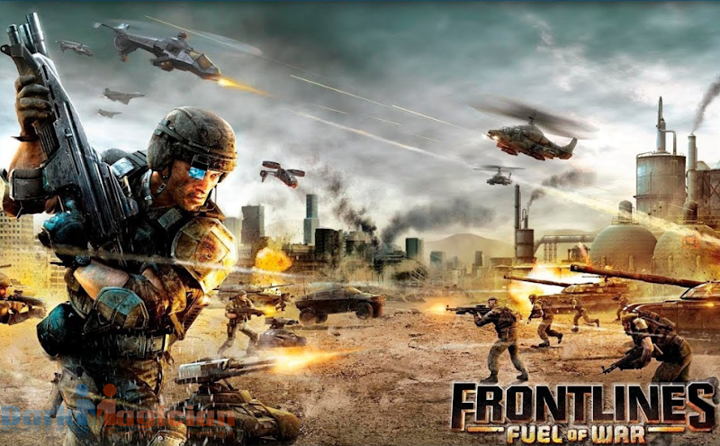 Frontlines - Fuel of War PC Games Review