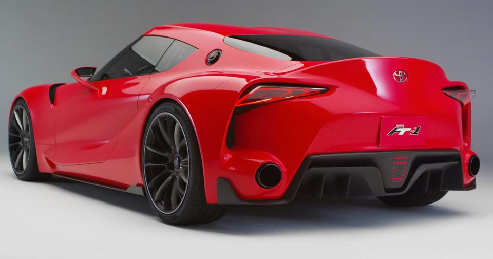 Toyota Supra Concept 2017 >> Toyota Supra Concept Tipped To Debut In October