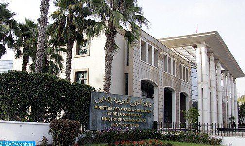 المغرب أبدى على الدوام تضامنه مع إسبانيا (وزارة الشؤون الخارجية )