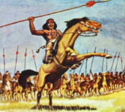 Los Guerreros Mapuches Guerrero Weichafe – Conas - Mapuches ...
