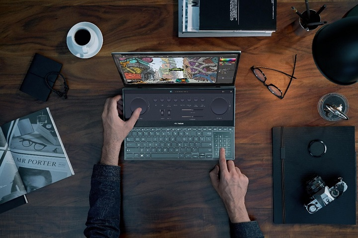 Built for the Pros: ASUS ZenBook Pro Duo 15 OLED now available in the Philippines