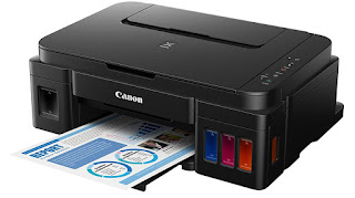 is a Refillable Printer ink Reservoir All Canon PIXMA G2010 Drivers Download, Review, Price