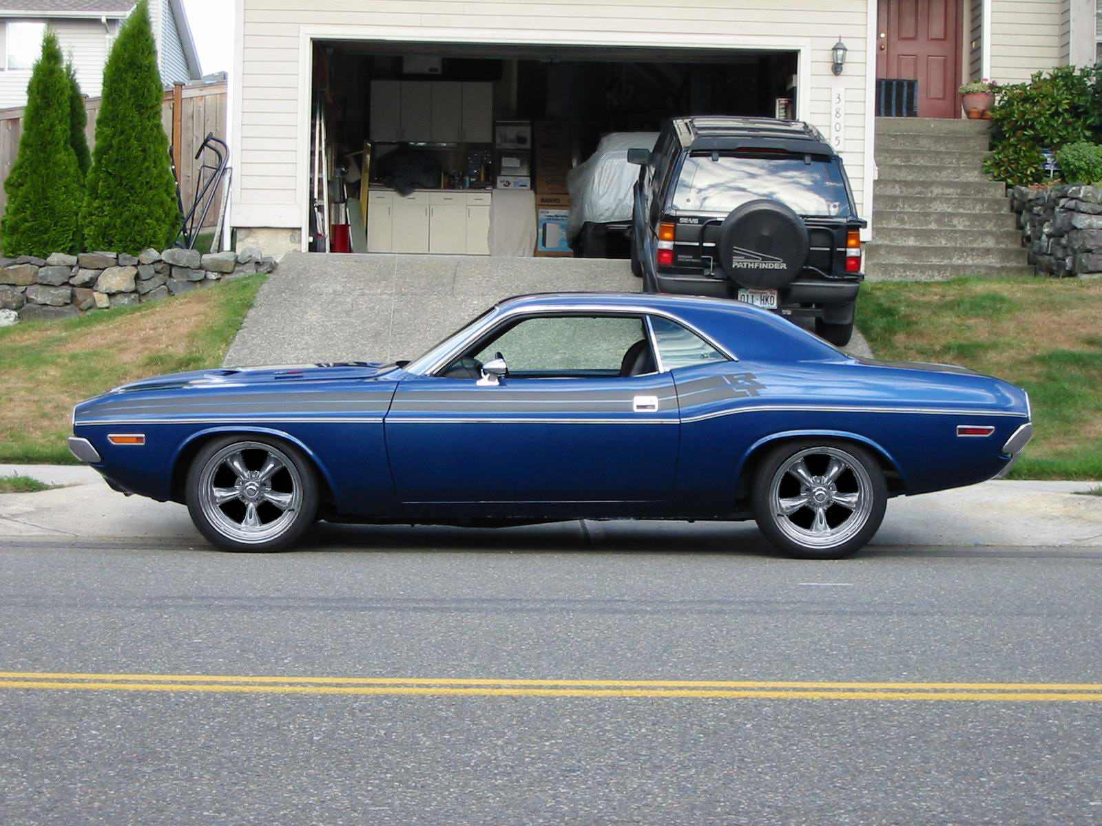 Dodge Challenger Convertible >> 71 Challenger Restoration: Photos of 71 Challenger Resto