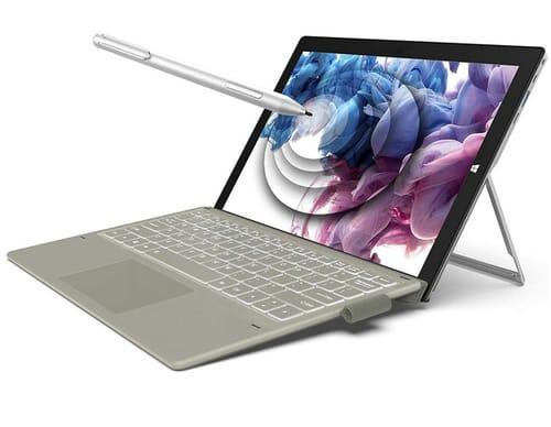 Jumper 12 inch 2K IPS Touch-Screen Laptop