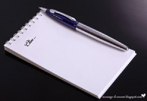 أدخل لتعرف كيف تكتب رسالة تعلن فيها حبك لشخص