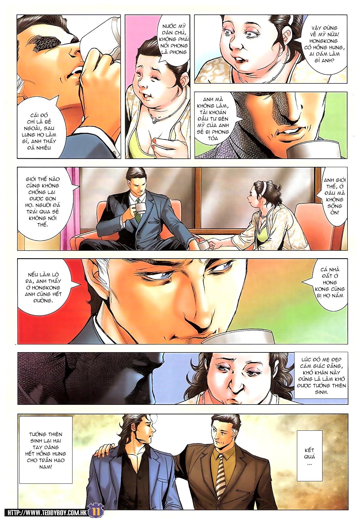Người Trong Giang Hồ chapter 1642: anh hùng khí đoản trang 10