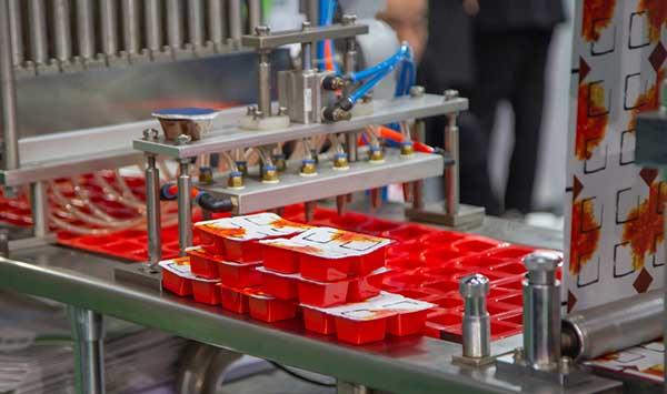 Industrial sauces