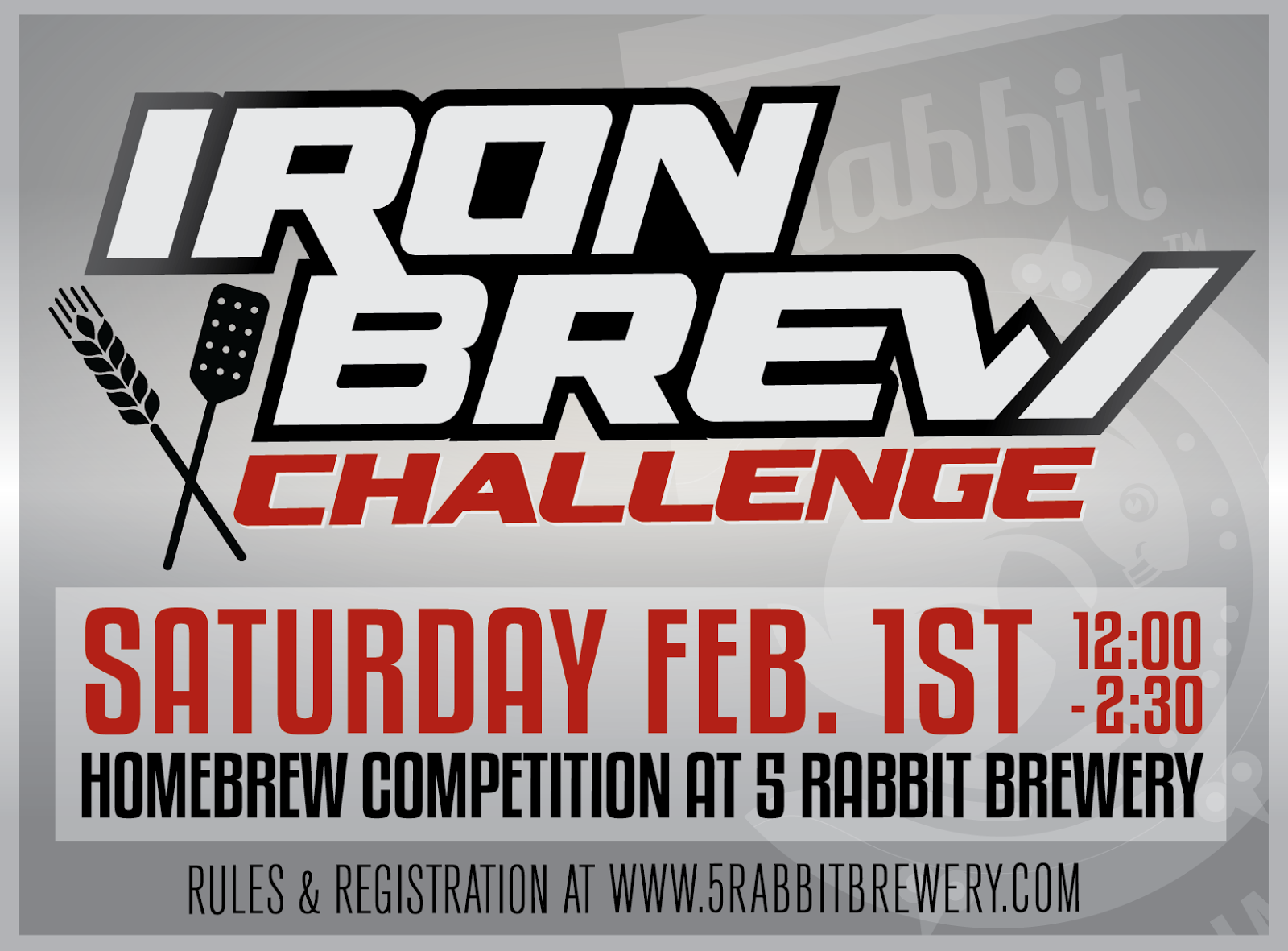 Hail To The Ale: Iron Brew Homebrew Challenge - The Rules