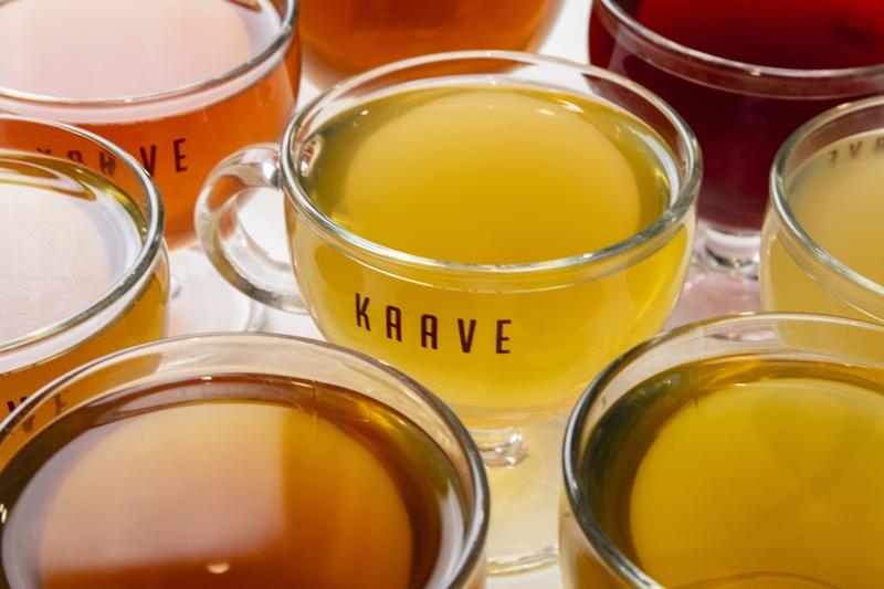 Kaave Roastery'den Özel Çay Serisi