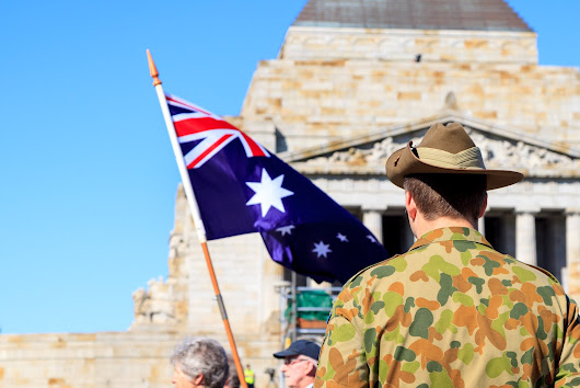 ANZAC Day in Melbourne - in pictures