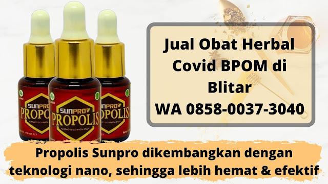 Jual Obat Herbal Covid BPOM di Blitar WA 0858-0037-3040