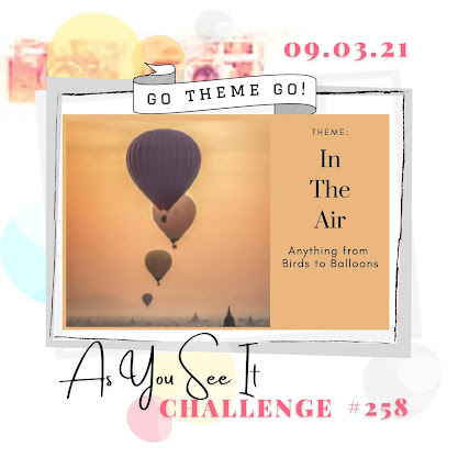 as you see it challenge #258