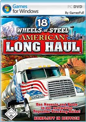 18 Wheels of Steel American Long Haul PC Full Español