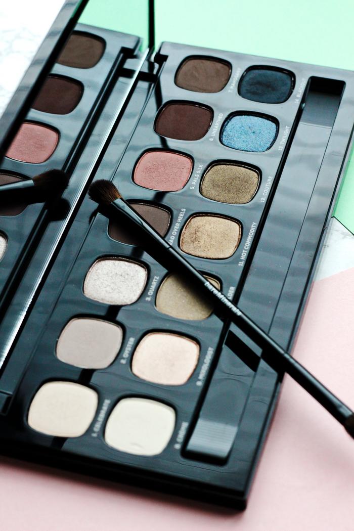 bareMinerals Bare naturals eyeshadow