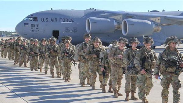 ميزانية الجيش الأمريكي والقوات البرية والجوية والبحرية الأمريكية
