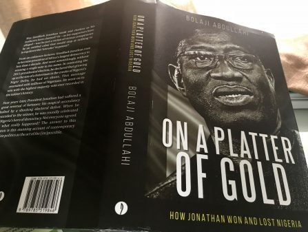 Jonathan's book misrepresented facts – US